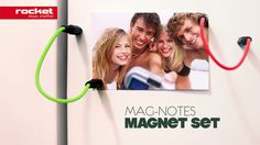 Mag-notes - MAGNETS - by Rocket