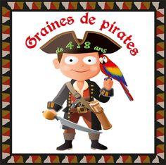 chasse au trésor enfant pirates