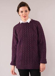4febabea47 90 Best Women s Blarney Aran Original Sweaters   Cardigans images ...