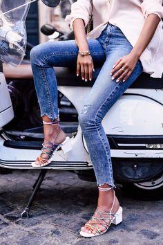 VivaLuxury - Fashion Blog by Annabelle Fleur: HIGH RISE IN ROME
