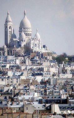 Sacre Coeur...Paris