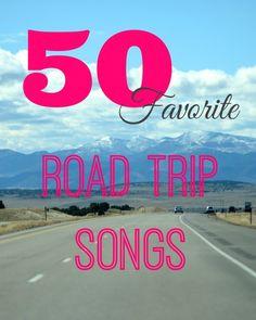 Favorite Road Trip Songs