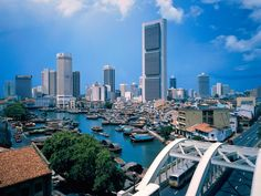 Singapore, beautiful little place. Full of culture and amazing food.