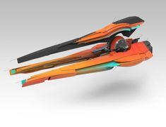 Maysketchaday week 3 by Daniel Matthews on ArtStation. Lego Spaceship, Spaceship Design, Spaceship Concept, Concept Ships, Futuristic Technology, Futuristic Cars, Arte Robot, Robot Art, Space Fighter