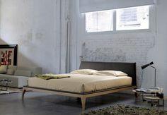 Bel Leather Bed - Treku - Brands