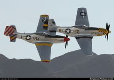 Private North American P-51D Mustang...