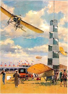 The Reims Air Meeting of 1909