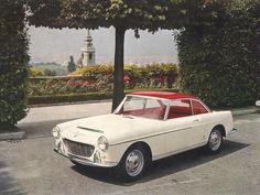 1959 Fiat 1500 Coupe