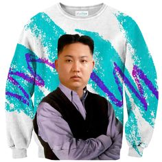 Kin Jonh Un Sweater by Shelfies Sweater Making, Warm And Cozy, Make You Smile, Graphic Sweatshirt, Sweatshirts, Sweaters, Collection, Chart, Gift Ideas