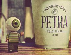 """Check out new work on my @Behance portfolio: """"Petra Roasting"""" http://be.net/gallery/45277841/Petra-Roasting"""