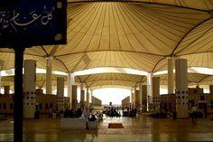 Jeddah Hajj Terminal, Jeddah, Saudi Arabia