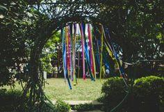 Casamento ao ar livre: 8 ideias inspiradoras para a decoração [Foto]