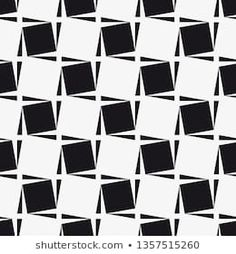 Repeating geometric tiles with squares. Geometric Patterns, Geometric Tiles, Graphic Patterns, Textures Patterns, Flower Pattern Design, Flower Patterns, Retro Pattern, Pattern Art, Doodle Designs