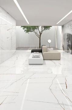 ITT Ceramic& Novelties @ Coverings Among them, the new small-format brand, Creative Home Room Design, Home Interior Design, Living Room Designs, House Design, Floor Design, Ceiling Design, Tile Design, Marble Design Floor, Lobby Design