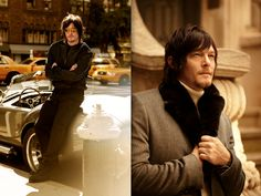 Arnaldo Anaya-Lucca photographed The Walking Dead's Norman Reedus for the January 2014 10 year anniversary issue of Japanese GQ.  Capture and retouching by Versatile Studios.