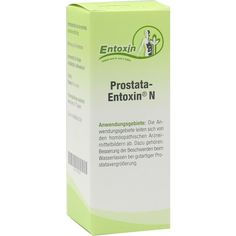 PROSTATA ENTOXIN N Tropfen:   Packungsinhalt: 20 ml Tropfen PZN: 03935228 Hersteller: Spenglersan GmbH Preis: 5,11 EUR inkl. 19 % MwSt.…