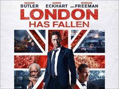 London Has Fallen for Rent, & Other New Releases on DVD at Redbox