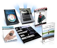 Como crear eCover profesionales para tus libros o reportes electrónicos gratis - Alexander Bobadilla