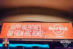ALL YOU NEED IS #LOVE! #ValentinesDay #Party at #HardRock #Rome! #ThisIsHardRock