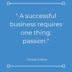 #success #business #passion