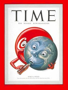 Coca-Cola - May 15, 1950 - Best Time Magazine Cover of All Time