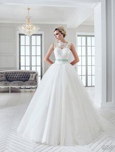 View Dress - Sans Pareil Bridal Collection: 984 - Unique lace details form…