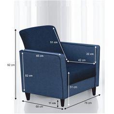 Ülőgarnitúrák | Fotel, Savana 05+Savana 21 szürke, LAGONA | www.trendibutor.hu