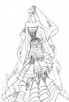 Spring 2013 Sketches ~ Innes Di Santo