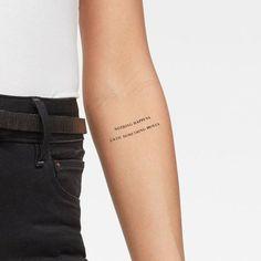 word tattoos for women side - word tattoos side ; side of hand tattoos for women word ; word tattoos for women side ; word tattoos on side ; word tattoos on side ribs Armbeugen Tattoos, Word Tattoos, Mini Tattoos, Temporary Tattoos, Body Art Tattoos, Quote Tattoos, Small Tattoo Quotes, Faith Tattoos, Arabic Tattoos