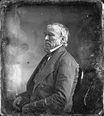 Daguerreotype portrait of President Zachary Taylor taken at the White House, March 1849 by Matthew Brady. Presidential Portraits, Presidential History, Presidential Libraries, All Us Presidents, American Presidents, Mexican American War, American History, Zachary Taylor, Us History