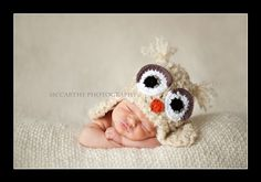 Swoops The Chic Owl Beanie by chicbebeh on Etsy, $32.99