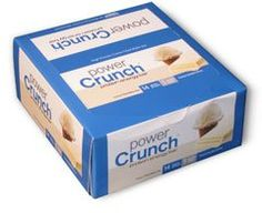 So good!!! BioNutritional Research Group - Power Crunch French Vanilla Wafer Cookies, 12 bars