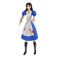 Alice Madness Returns Select Alice Action Figure