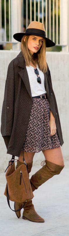 Autumn look / Fashion By Ms Treinta