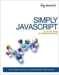 JavaScript has never been hotter, thanks to projects like Node.js, JQuery and PhoneGap. You can now use JavaScript for scripting in the browser, for creating desktop and mobile applications, and for creating server side web applications. But how do you get started? We've compiled a list of six free books and tutorials for beginning programmers…