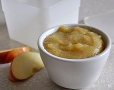 Homestyle Applesauce! YUM!