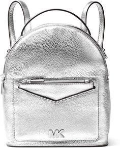 b6a8ea8bb73f MICHAEL Michael Kors Jessa Small Pebbled Leather Convertible Backpack # MichaelKors #Resort Collection #Fashion