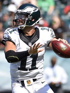 10899f60f Tim Tebow has uneven preseason debut in Eagles  win over Colts Football And  Basketball