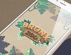 "Check out new work on my @Behance portfolio: ""Bronx Zoo App Design""…"