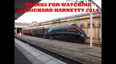 A collection of mainline steam whistle over the last 11 months of Locomotives featured are Great Western Rly 5972 Hogwart Castle Southern Rly 34046 Bra. Elvis Presley Albums, Steam Engine, Whistles, Locomotive, Hogwarts, Trains, November, Engineering, November Born