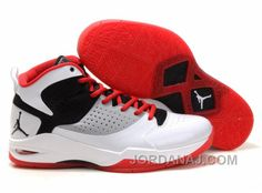 check out 41ac2 71eef Jordan Fly Wade White Red Grey Black For the sports nuts I raised!