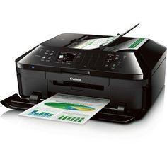 Canon PIXMA MX922 New Wireless All-In-One Printer Fax Scanner FREE SHIP! #Canon
