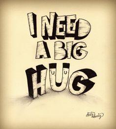 Dirty Harry - I need a big hug