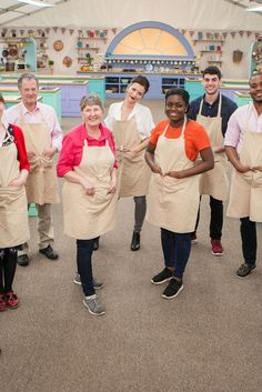 Great British Bake Off Meet the Contestants - Great British Chefs Great British Chefs, Great British Bake Off, Paul Hollywood And Mary Berry, Braids For Long Hair, Braided Hairstyles, The Help, English Cottages, Meet, Long Hair Styles