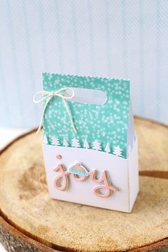 forest border goodie bags | Just ME