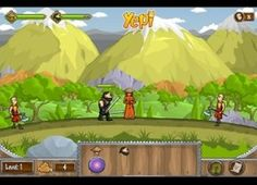 Flash Games - Ninja And Blind Girl 2 - http://Butkaj.com