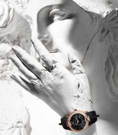 Velvet by Roger Dubuis in collaboration with Massaro