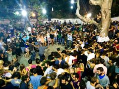 Ικαρία: ένα χωριό τρελό από χαρά   ikariamag.gr Ikaria Greece, Under Construction, Dolores Park, Island, Concert, Travel, Block Island, Trips, Recital