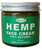 100% Natural, Chemical free. Light and Silky Green Hemp Face Cream from Alpine Life Shop - Living Naturally