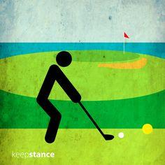 syntetic golf series